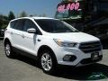 Ford Escape SE Oxford White photo #7