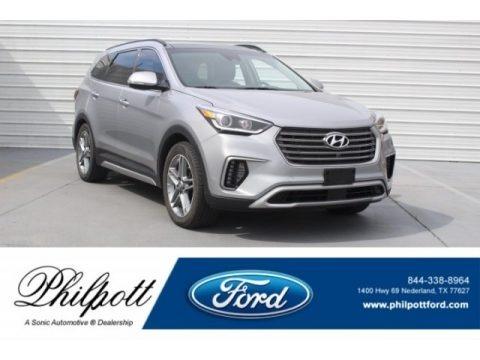Iron Frost 2017 Hyundai Santa Fe Limited Ultimate