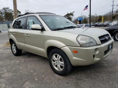 Sahara Silver 2006 Hyundai Tucson Limited