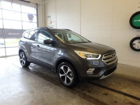 Magnetic 2018 Ford Escape SEL 4WD