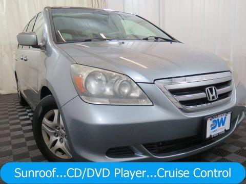 Slate Green Metallic 2007 Honda Odyssey EX-L