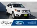 Hyundai Santa Fe SE Pearl White photo #1