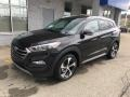 Hyundai Tucson Sport AWD Black Noir Pearl photo #8