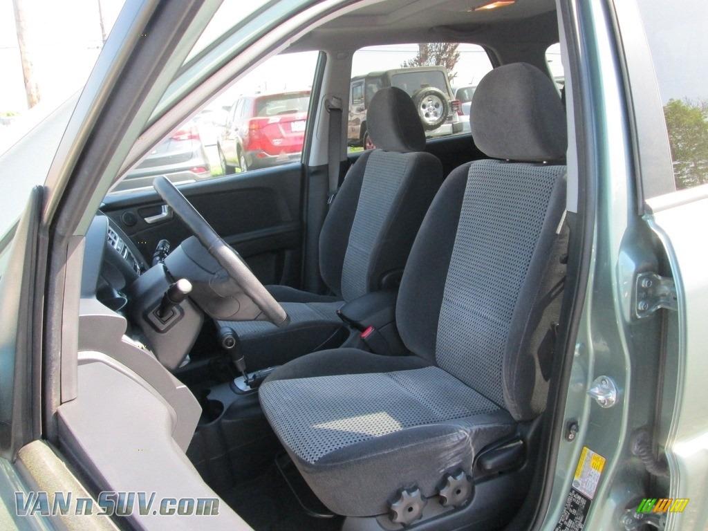 2008 Sportage EX V6 4x4 - Royal Jade Green Metallic / Black photo #15