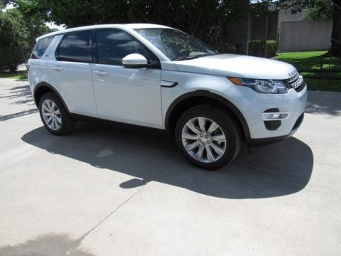 Yulong White Metallic 2018 Land Rover Discovery Sport HSE Luxury