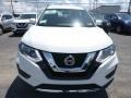 Nissan Rogue S AWD Glacier White photo #9