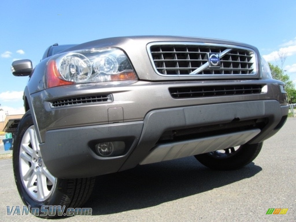 2010 XC90 3.2 - Oyster Gray Metallic / Soft Beige photo #1