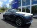 Volvo XC90 T6 AWD Momentum Denim Blue Metallic photo #1