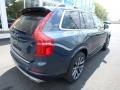 Volvo XC90 T6 AWD Momentum Denim Blue Metallic photo #2