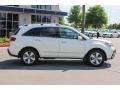 Acura MDX SH-AWD Technology Aspen White Pearl photo #8