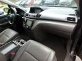Honda Odyssey Touring Smoky Topaz Metallic photo #12