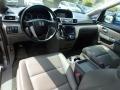 Honda Odyssey Touring Smoky Topaz Metallic photo #17