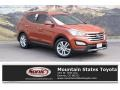 Hyundai Santa Fe Sport 2.0T Canyon Copper photo #1
