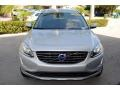 Volvo XC60 T5 Drive-E Bright Silver Metallic photo #3