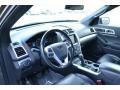 Ford Explorer XLT 4WD Sterling Grey Metallic photo #10