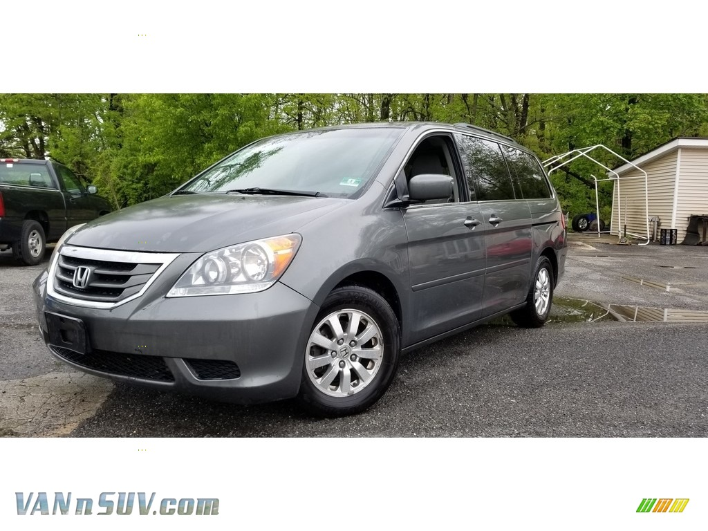 Nimbus Gray Metallic / Gray Honda Odyssey EX