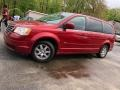 Chrysler Town & Country Touring Inferno Red Crystal Pearlcoat photo #2