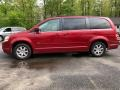 Chrysler Town & Country Touring Inferno Red Crystal Pearlcoat photo #3