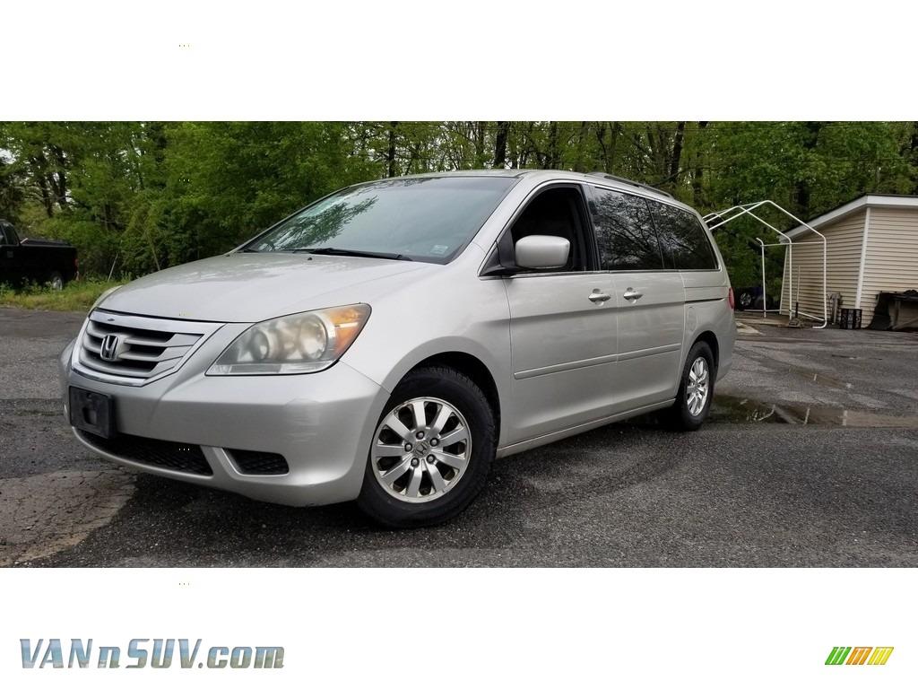 2008 Odyssey EX - Silver Pearl Metallic / Gray photo #1