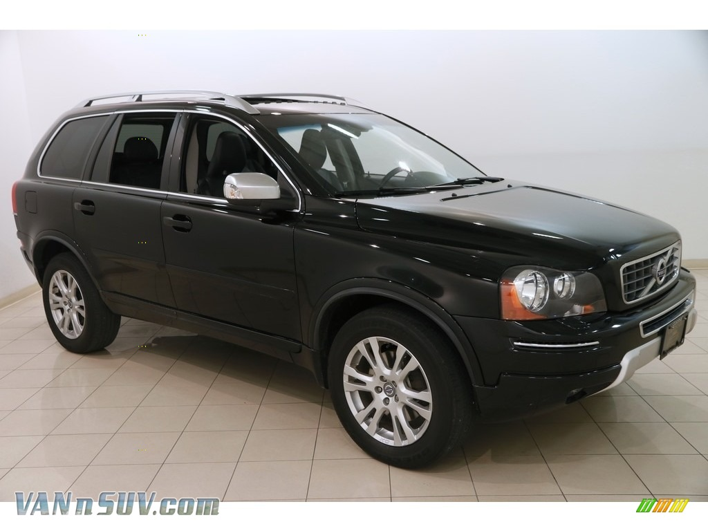 2013 XC90 3.2 AWD - Black Stone / Off Black photo #1