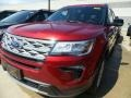 Ford Explorer XLT 4WD Ruby Red photo #1