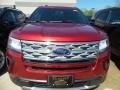 Ford Explorer XLT 4WD Ruby Red photo #2