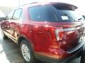 Ford Explorer XLT 4WD Ruby Red photo #3