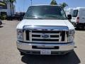 Ford E Series Van E350 XLT Extended Passenger Oxford White photo #2