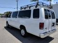 Ford E Series Van E350 XLT Extended Passenger Oxford White photo #4