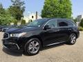 Acura MDX SH-AWD Crystal Black Pearl photo #7