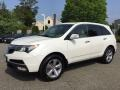 Acura MDX SH-AWD Technology Aspen White Pearl II photo #7