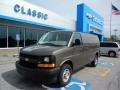 Chevrolet Express 2500 Cargo WT Brownstone Metallic photo #1
