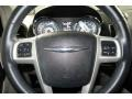 Chrysler Town & Country Touring-L Billet Silver Metallic photo #19
