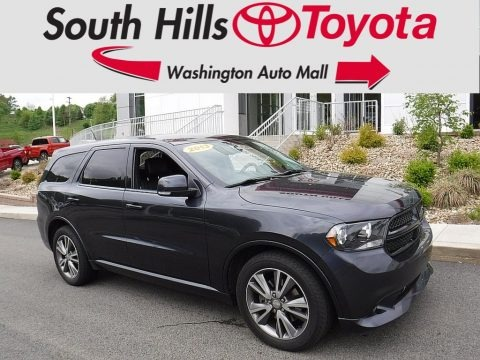 Maximum Steel Metallic 2013 Dodge Durango R/T AWD