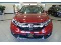 Honda CR-V EX AWD Molten Lava Pearl photo #3