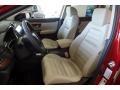 Honda CR-V EX AWD Molten Lava Pearl photo #8