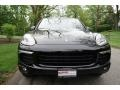 Porsche Cayenne  Black photo #2