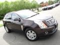 Cadillac SRX Luxury AWD Terra Mocha Metallic photo #3