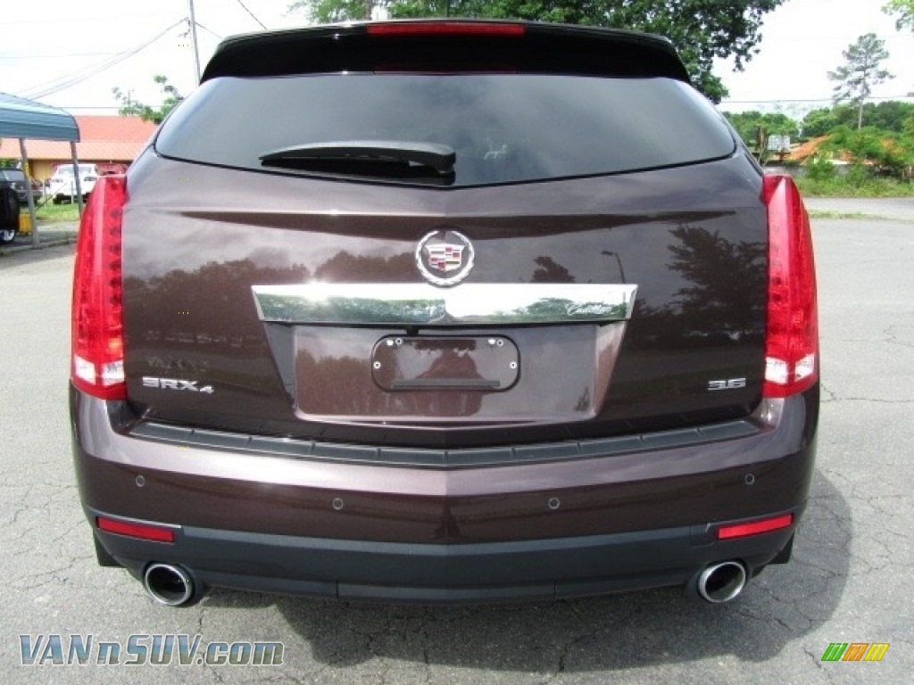 2015 SRX Luxury AWD - Terra Mocha Metallic / Light Titanium/Ebony photo #9