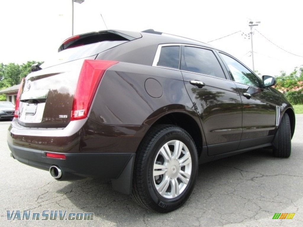 2015 SRX Luxury AWD - Terra Mocha Metallic / Light Titanium/Ebony photo #10
