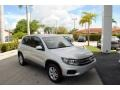 Volkswagen Tiguan S Reflex Silver Metallic photo #1