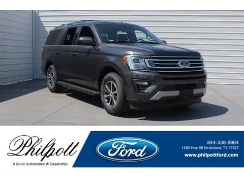 Magnetic 2018 Ford Expedition XLT Max