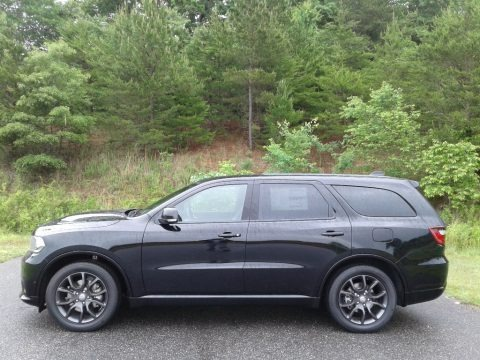 DB Black Crystal 2018 Dodge Durango R/T AWD