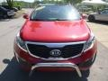 Kia Sportage EX AWD Signal Red photo #4