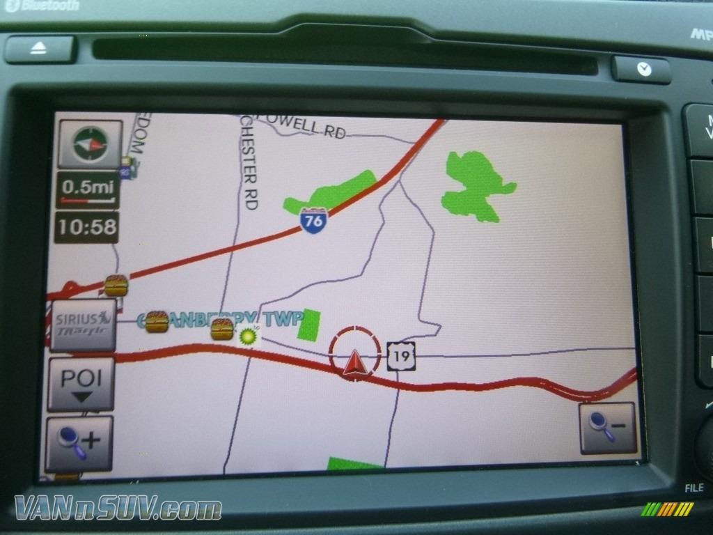 2011 Sportage EX AWD - Signal Red / Black photo #19
