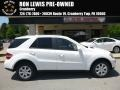 Mercedes-Benz ML 320 CDI 4Matic Alabaster White photo #1
