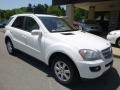 Mercedes-Benz ML 320 CDI 4Matic Alabaster White photo #3