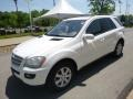 Mercedes-Benz ML 320 CDI 4Matic Alabaster White photo #5