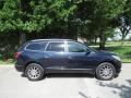 Buick Enclave Leather Dark Sapphire Blue Metallic photo #6