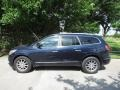 Buick Enclave Leather Dark Sapphire Blue Metallic photo #11